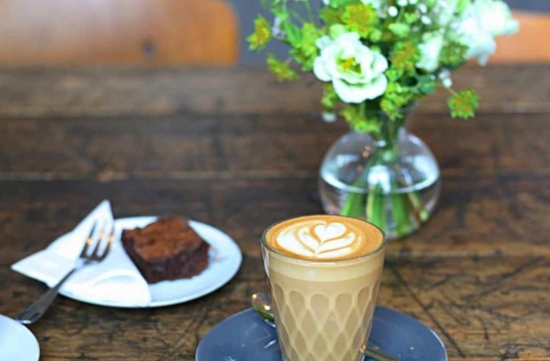 παλληνη για καφε