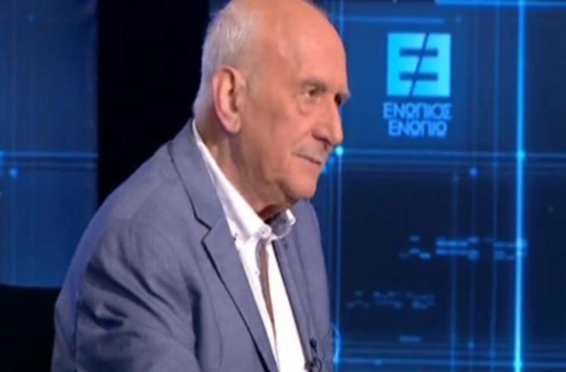 Συγκλονισμένος ο Γιώργος Παπαδάκης: Αποχαιρέτησε το «παιδί» του