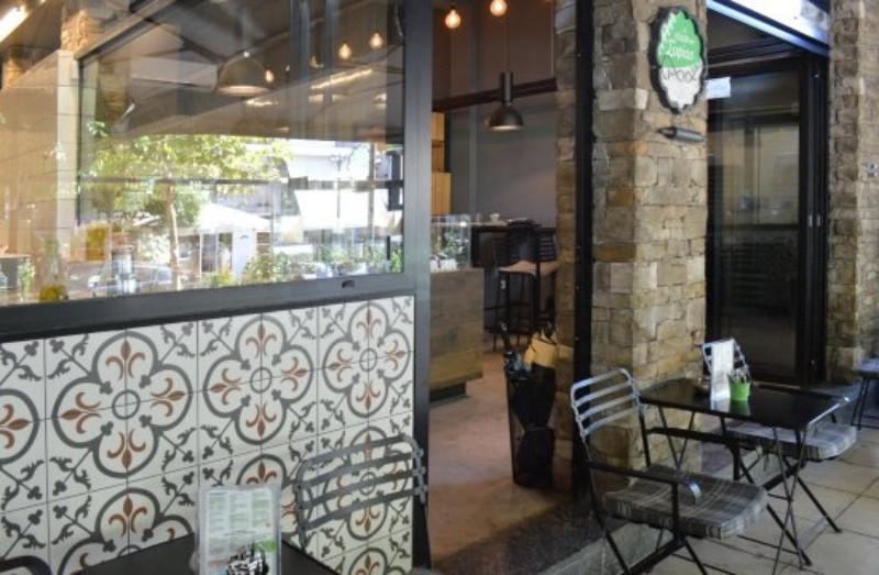 πιτες της σοφιας 6 cafe που μυρίζουν καλοκαίρι στο Π. Φάληρο