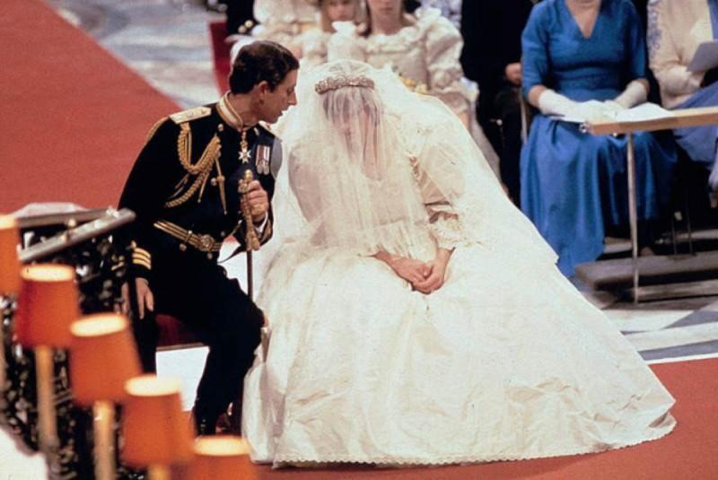 πριγκίπισσα Νταϊάνα γάμος