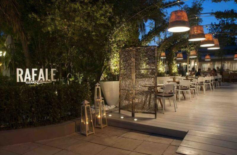Το Rafale είναι το Sea Food Restaurant που φέρνει τη θάλασσα στο πιάτο σου
