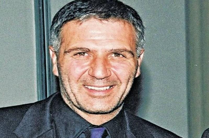 Νίκος Σεργιανόπουλος: Ανατριχιάζει η φωτογραφία, δευτερόλεπτα μετά την δολοφονία του!