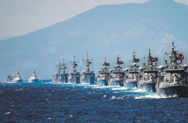 Συναγερμός στο Αιγαίο: Ξεκινούν έρευνες στην ελληνική υφαλοκρηπίδα οι Τούρκοι