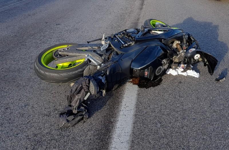 Σοκ στην Κρήτη: Νεκρός επιβάτης μοτοσικλέτας σε τραγικό τροχαίο
