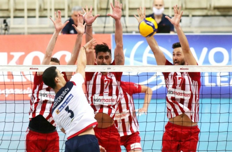 Volley League: