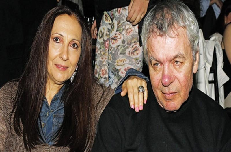 Συγκινεί η σύζυγος του Γιάννη Πουλόπουλου - «Σκέφτομαι τη ζωή χωρίς αυτόν...»