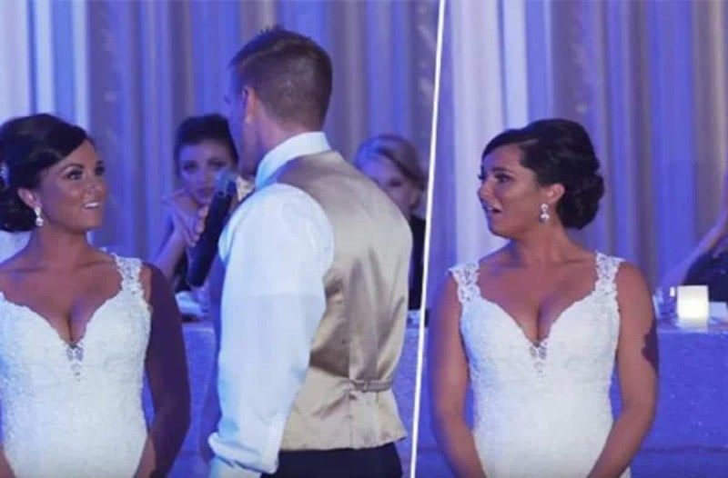 Γαμπρός λέει στη νύφη