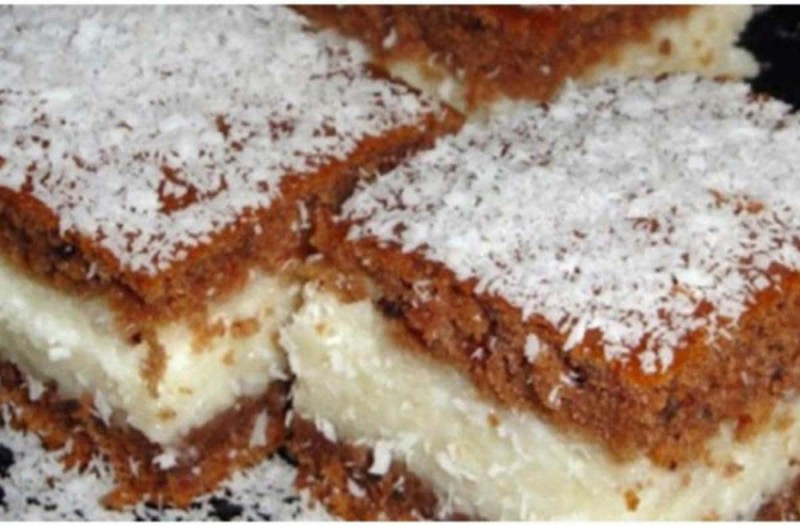 Ζουμερό γλυκό με ινδοκάρυδο - Θα σας εντυπωσιάσει