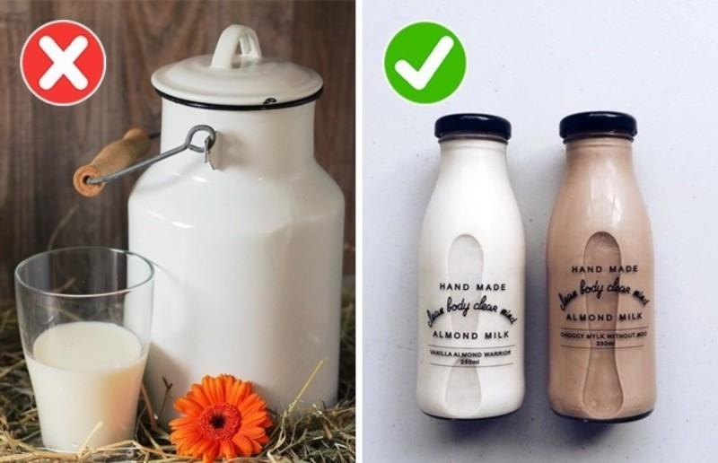 φρέσκο γάλα