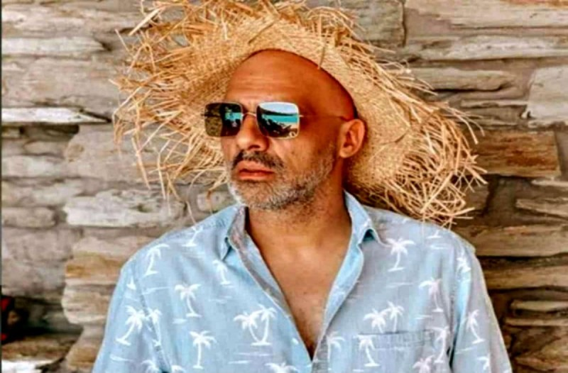 Νίκος Μουτσινάς: Η αποκαλυπτική φωτογραφία από τις διακοπές του