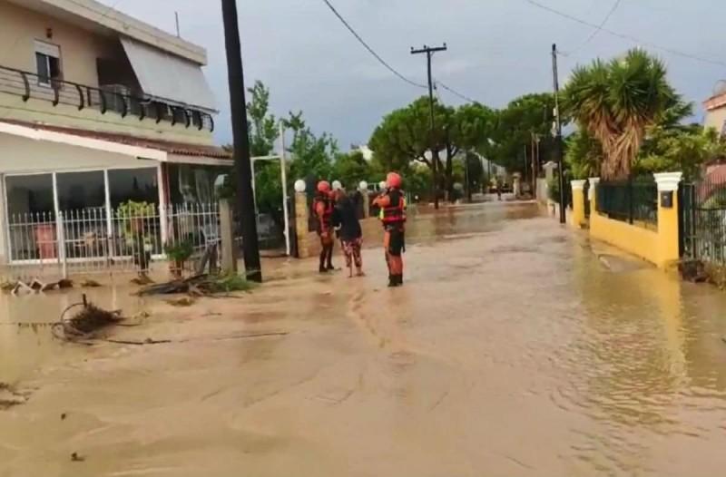 Συνεχίζεται το θρίλερ στην Εύβοια - Στους 6 οι νεκροί από τις πλημμύρες