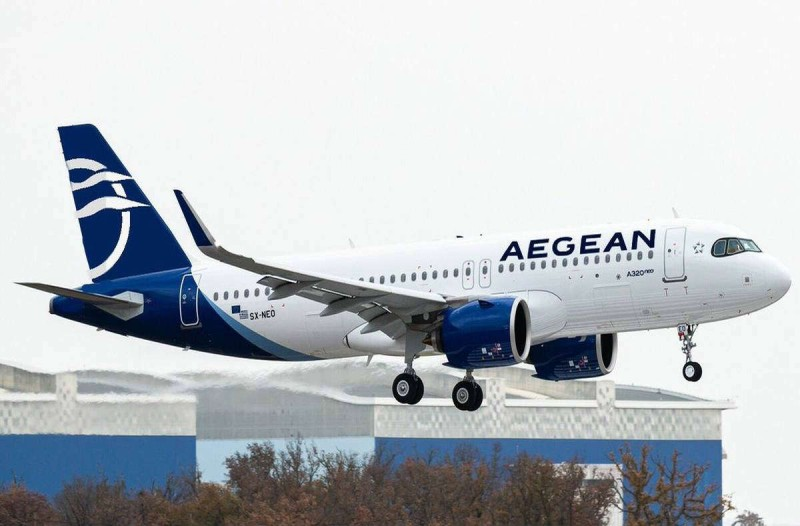 Aegean: Προσφορά έκπληξη - Ταξιδέψτε μόνο από...