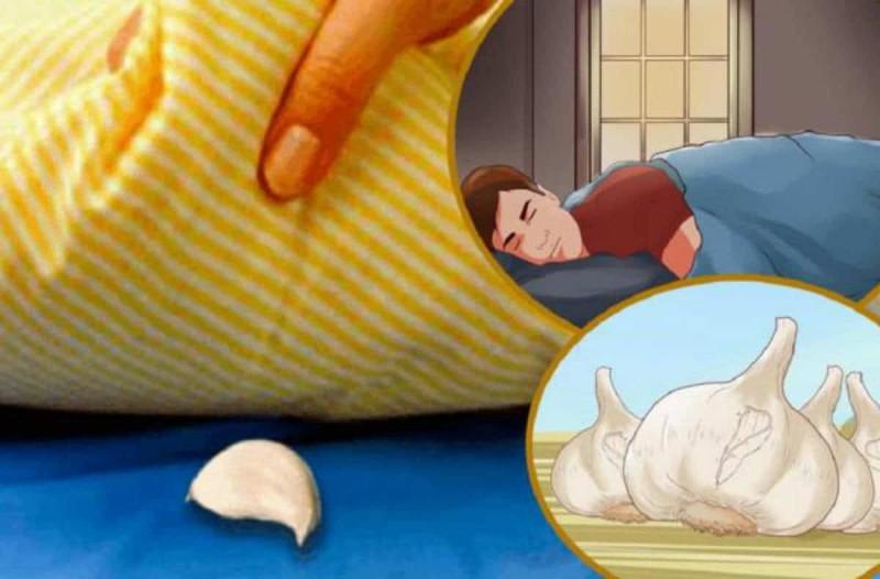 Κάθε βράδυ έβαζε ένα σκόρδο κάτω απ' το μαξιλάρι του - Το πρωί ξυπνούσε και...