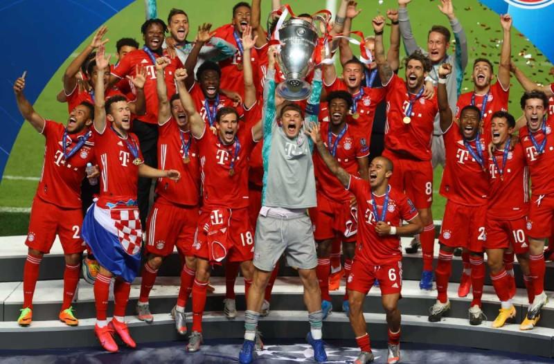 Champions League: Το σήκωσε η κυρίαρχος της Ευρώπης Μπάγερν