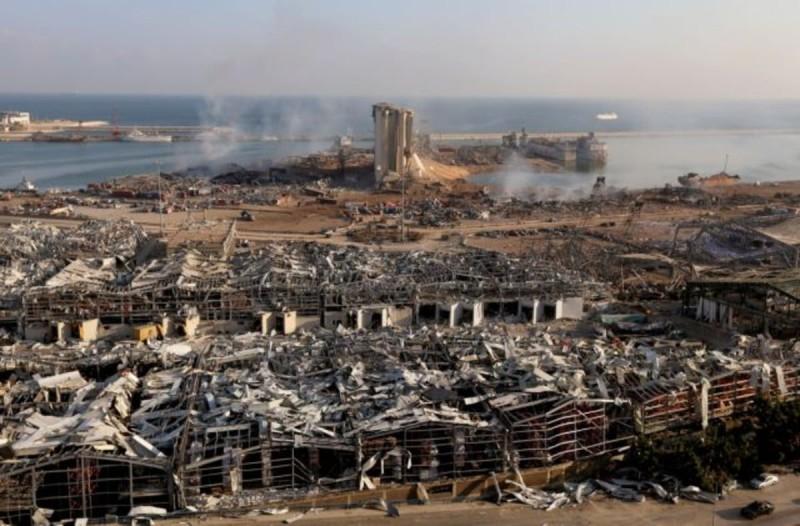 Έκρηξη στη Βηρυτό: Νέα αναφορά για πάνω από 170 νεκρούς - Διαλύθηκαν τα πάντα σε ακτίνα 7 χιλιομέτρων