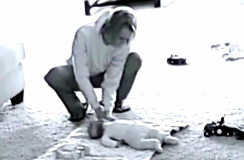 Τοποθέτησε κρυφή κάμερα στον παιδικό σταθμό μετά από υποψίες - Μόλις δείτε αυτό που κατέγραψε θα μείνετε