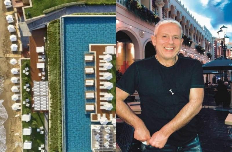 Ζάκυνθος: Το παγκοσμίως κορυφαίο ξενοδοχείο που «τρέλανε» τον Τάσο Δούση