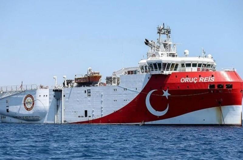 Συναγερμός στο Αιγαίο: Το Oruc Reis και πάλι στην ελληνική υφαλοκρηπίδα