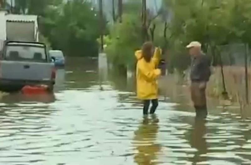 Κακοκαιρία «Θάλεια»: Πλησιάζει την Αττική - «Κατακλυσμός» στην Θεσσαλονίκη (Video)