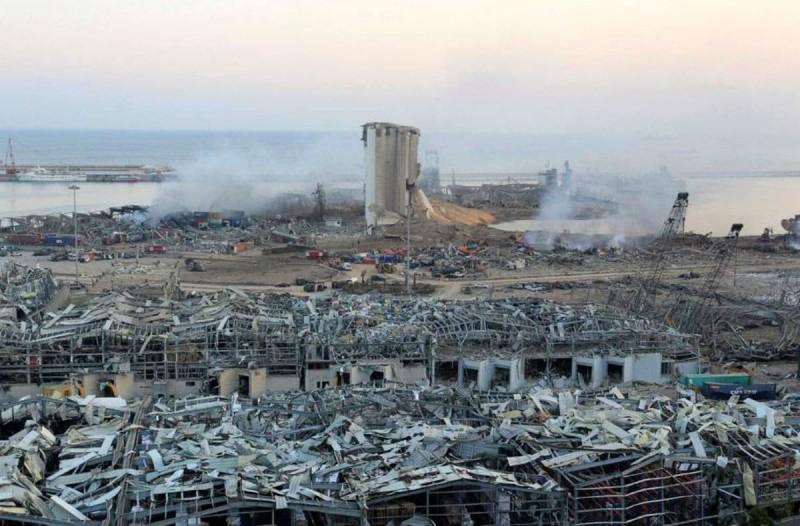Έκρηξη στη Βηρυτό: 5 Έλληνες τραυματίες - Οι δύο σοβαρά