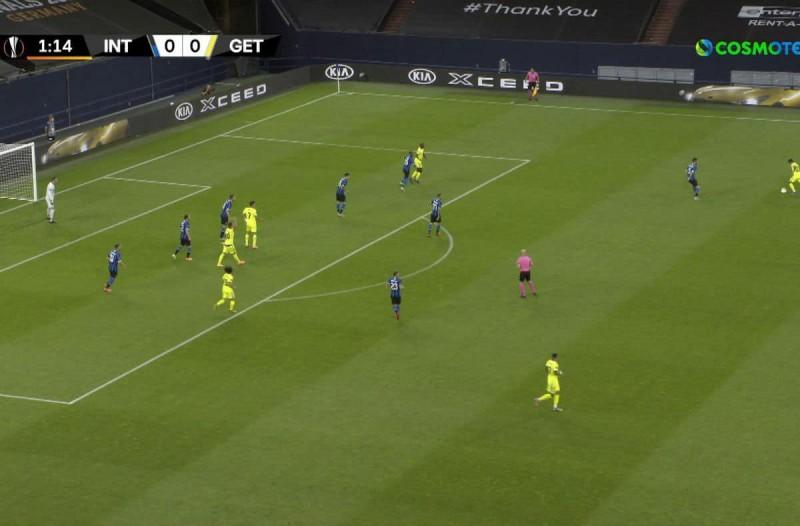 Europa League: Τσέκαραν το εισιτήριο για το Final-8 Ιντερ, Μάντσεστερ Γιουνάιτεντ, Κοπεγχάγη και Σαχτάρ - Δείτε όλα τα γκολ (Video)