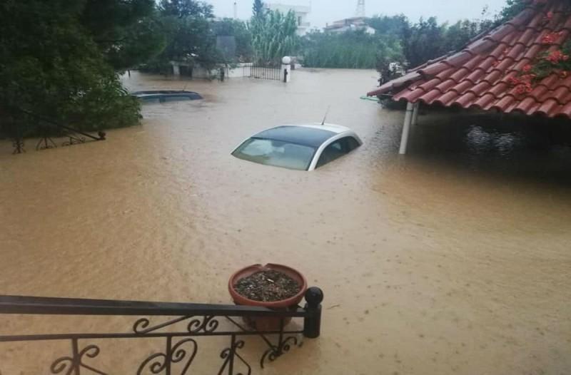 Τραγωδία στην Εύβοια: 5 νεκροί και 2 αγνοούμενοι