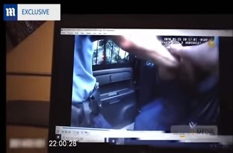 Βίντεο σοκ από τη δολοφονία του Τζορτζ Φλόιντ: «Θα πεθάνω, μη με πυροβολήσεις»