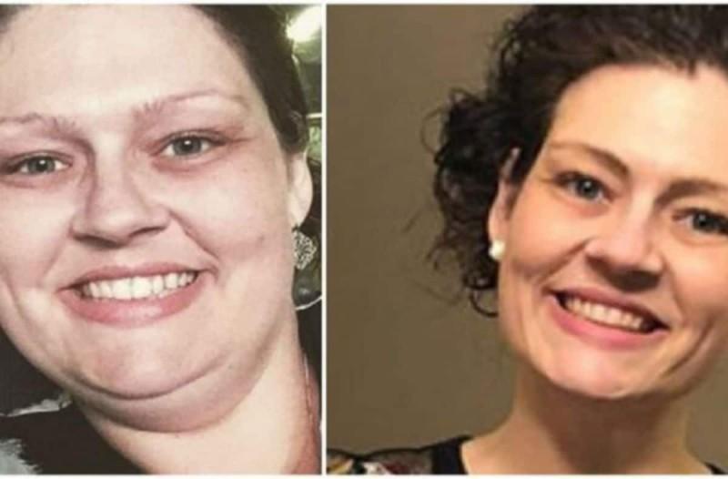 37χρονη γυναίκα άλλαξε αυτά τα 3 πράγματα στη ζωή της και έχασε 68 κιλά
