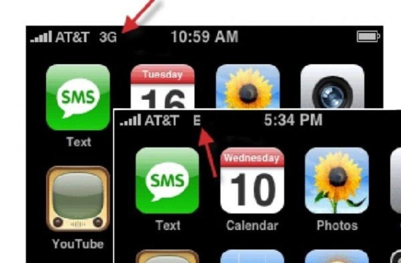 Έχετε παρατηρήσει την ένδειξη «E» να εμφανίζεται στην οθόνη του κινητού; Σημαίνει ότι...