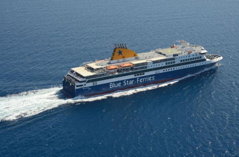 Συναγερμός εν πλω: 24χρονη επιβιβάστηκε σε πλοίο για Σαντορίνη ενώ είχε βρεθεί θετική στον κορωνοϊό