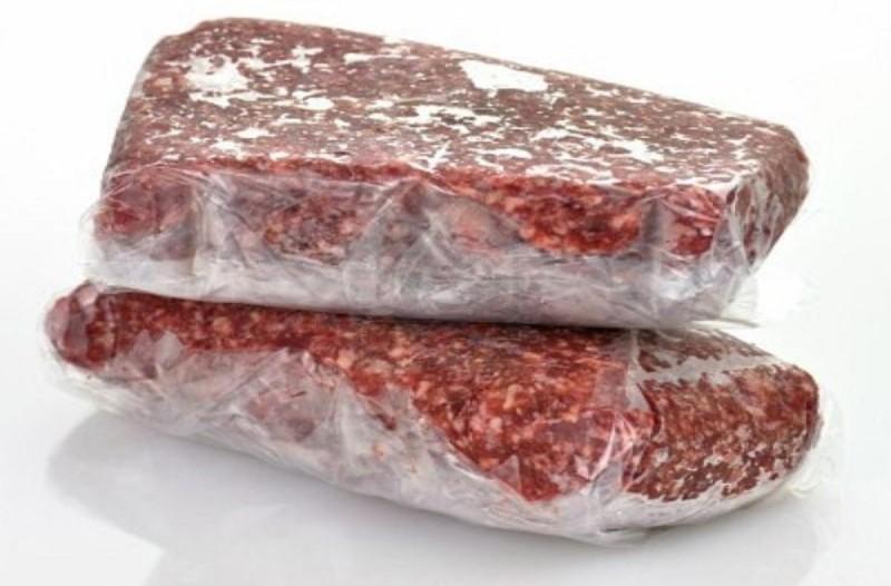 Κίνδυνος για την υγεία το κρέας που είναι καιρό στην κατάψυξη!