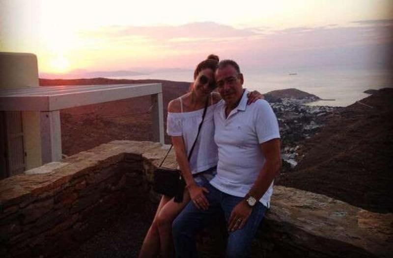 «Εκείνος λέει ειδήσεις και η κόρη μου...» - Αποκάλυψη της Φαίης Μαυραγάνη για τη ζωή με τον Νίκο Μάνεση