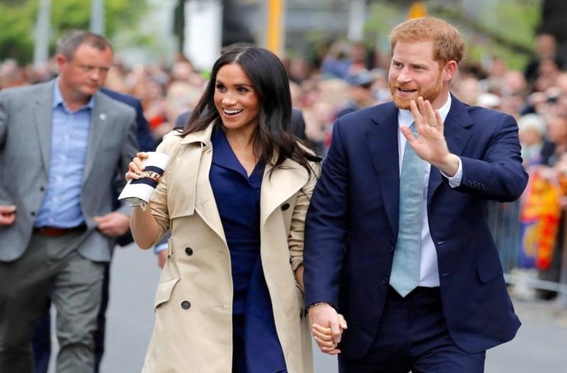 Πανικός με τη Μέγκαν Μαρκλ και τον Πρίγκιπα Χάρι: Η κίνηση που «τάραξε» το Buckingham πριν αποχωρήσουν
