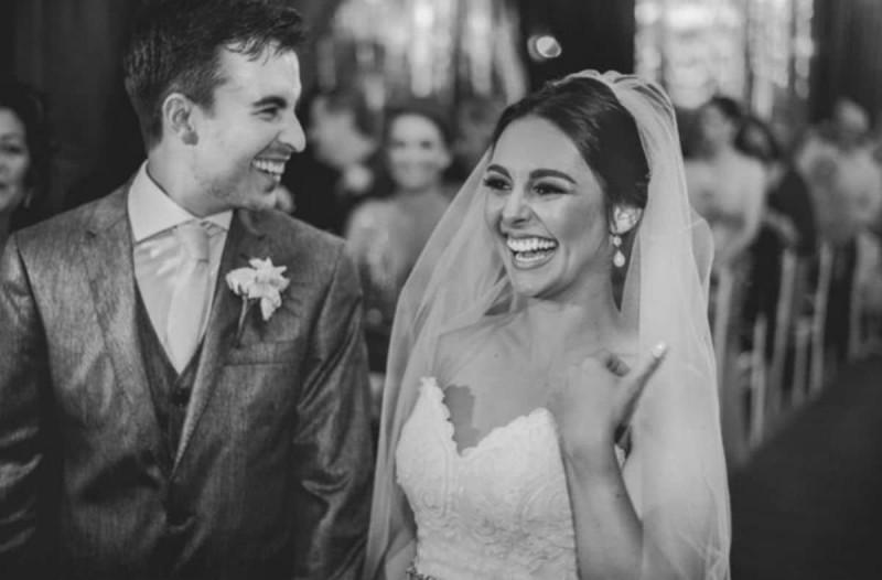 Χαμός στο διαδίκτυο: Νύφη και γαμπρός χάλασαν το γάμο τους για έναν απίστευτο λόγο - Θα μείνετε