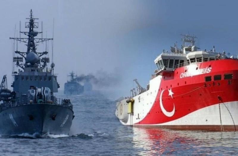 Εκρηκτική ατμόσφαιρα στο Αιγαίο:  «Το Oruc Reis έφτασε στην περιοχή - 83 εκατ. Τούρκοι μαζί του» -  Ανακλήθηκαν όλες οι άδειες των στελεχών των Ενόπλων Δυνάμεων