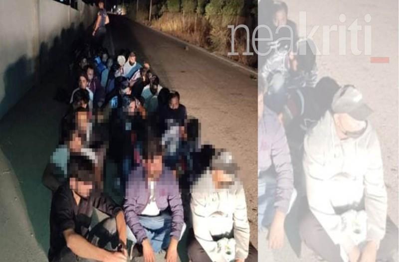 Ταραχές στην Κρήτη: Συμπλοκές στη Μεσαρά μεταξύ Ελλήνων και Πακιστανών