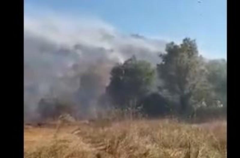 Πρέβεζα: Φωτιά κοντά στις εργατικές κατοικίες