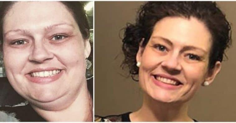 37χρονη άλλαξε 3 πράγματα στη ζωή της και έχασε 68 κιλά