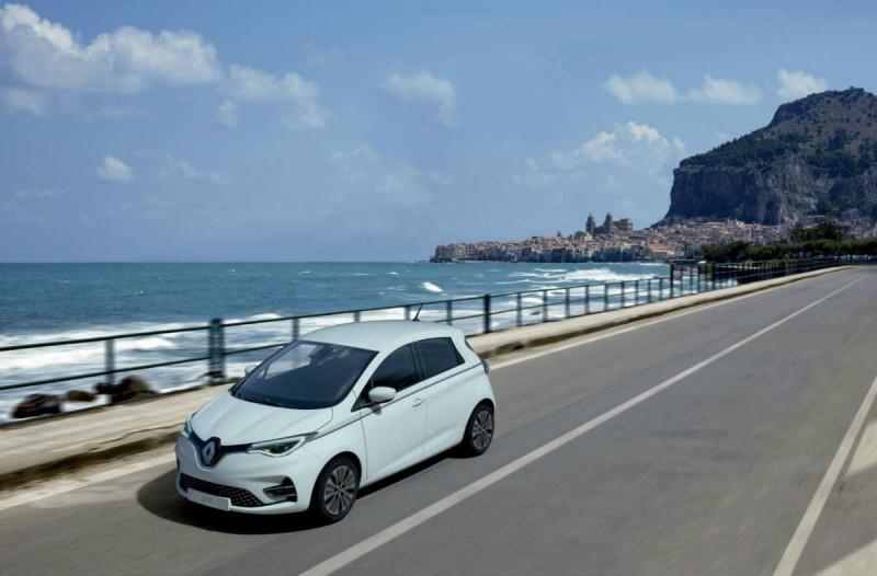 Η Renault, με τα CLIO και ZOE,στην κορυφή των ευρωπαϊκών πωλήσεων