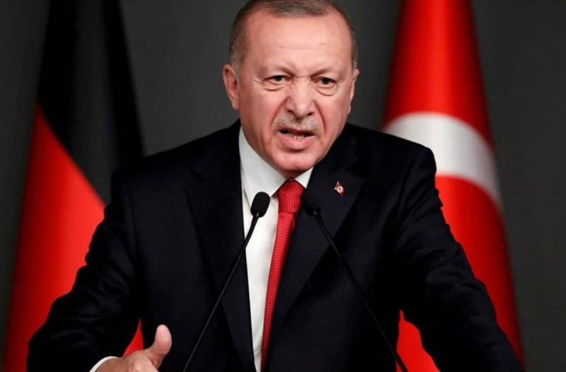 Νέες απειλές Ερντογάν: «Θα πληρώσετε βαρύ τίμημα αν...» (Video)