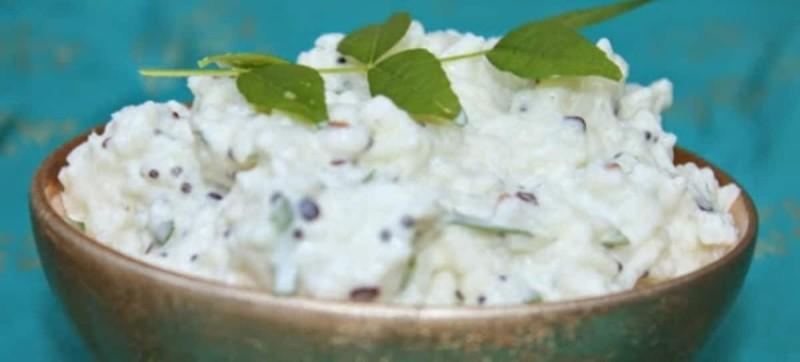 ρύζι με γιαούρτι