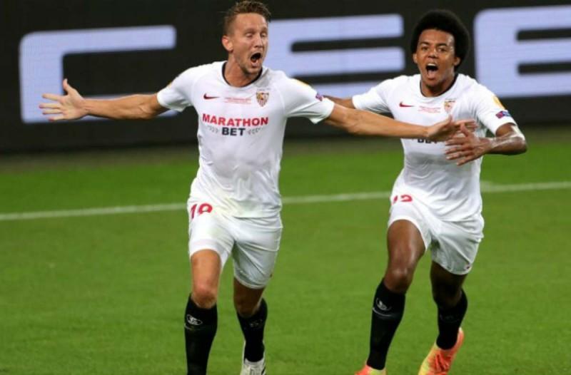 Europa League τελικός: Η Σεβίλλη νίκησε 3-2 την Ίντερ