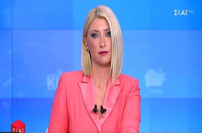«Σεισμός» με τη Σία Κοσιώνη στον ΣΚΑΪ: Το μήνυμά της για την νέα σεζόν που έφερε αναταραχή