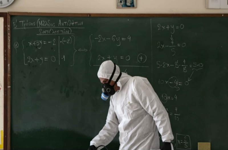 Κορωνοϊός: Τι θα ισχύσει με τα σχολεία;