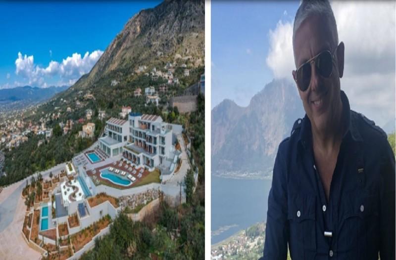 Τάσος Δούσης: Το ονειρεμένο ξενοδοχείο στην Καλαμάτα με την υπέροχη θέα στο Μεσσηνιακό που θα σας μαγέψει