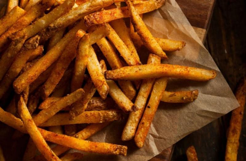 Προσοχή: Μην τρώτε της ξεροτηγανισμένες πατάτες - Κινδυνεύετε από...