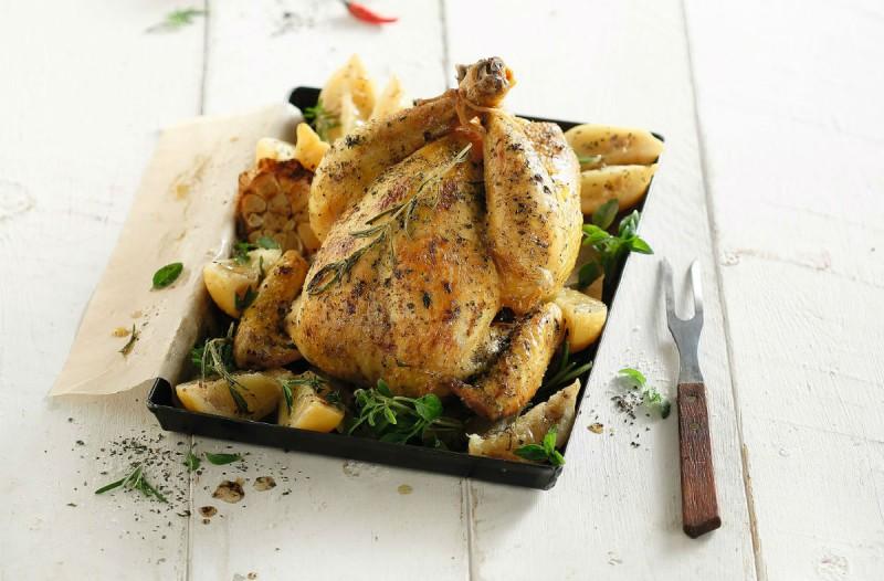 Το απόλυτο μείγμα μπαχαρικών για το πιο νόστιμο κοτόπουλο