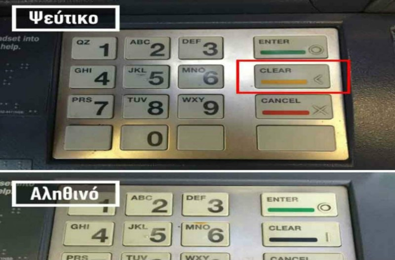 Κόλπα ATM