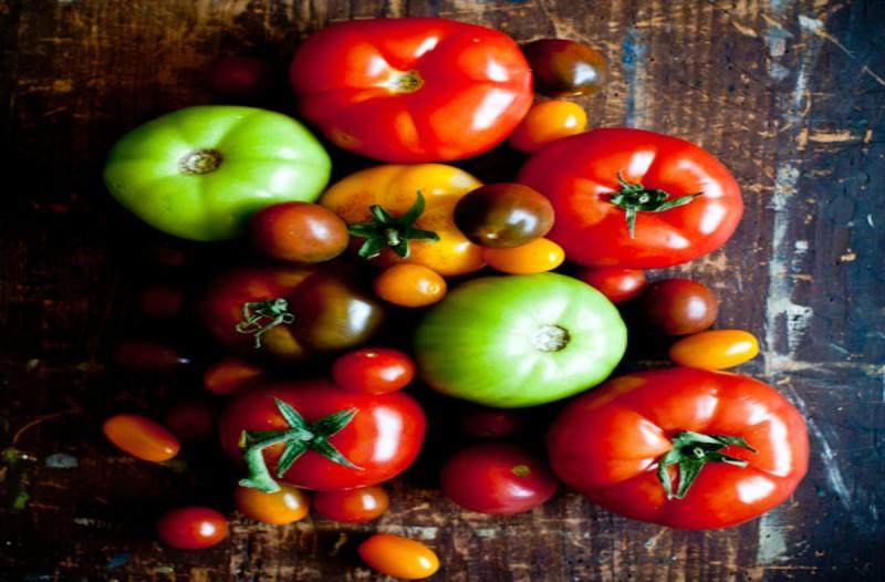 Αυτά είναι τα σωστά μέρη για να τοποθετείτε τις ντομάτες σας ανάλογα με το πόσο ώριμες είναι