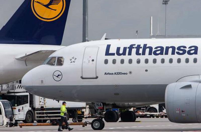 Ανακοίνωση «βόμβα» της Lufthansa: Σταματά λόγω κορωνοϊού...